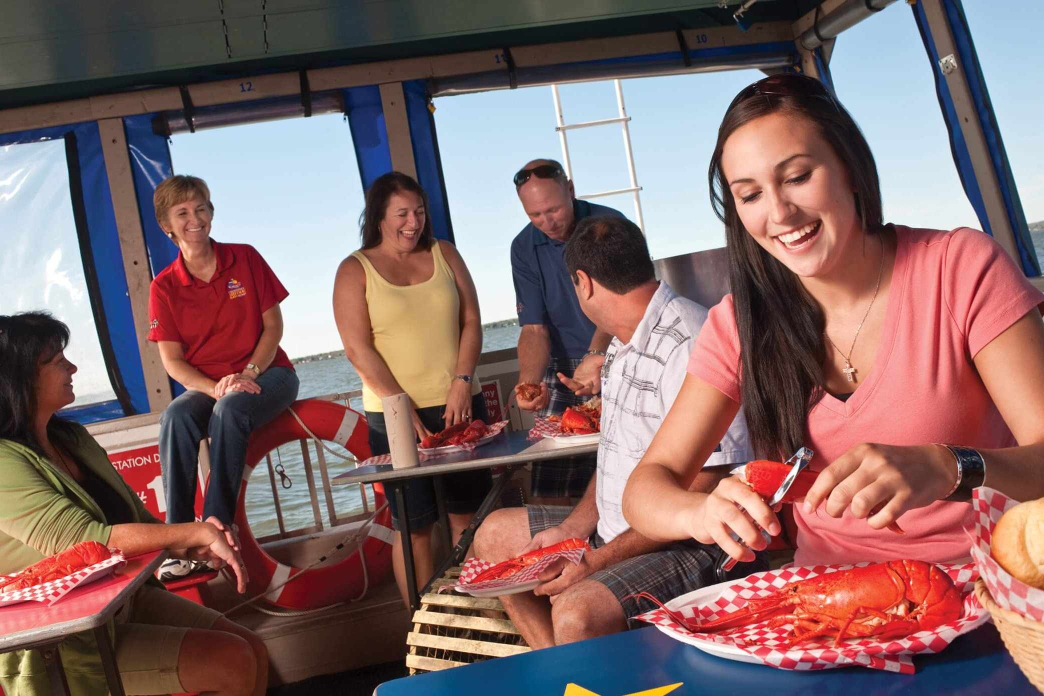 Shediac Bay Cruises