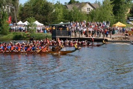 Greater Moncton Dragon Boat Festival